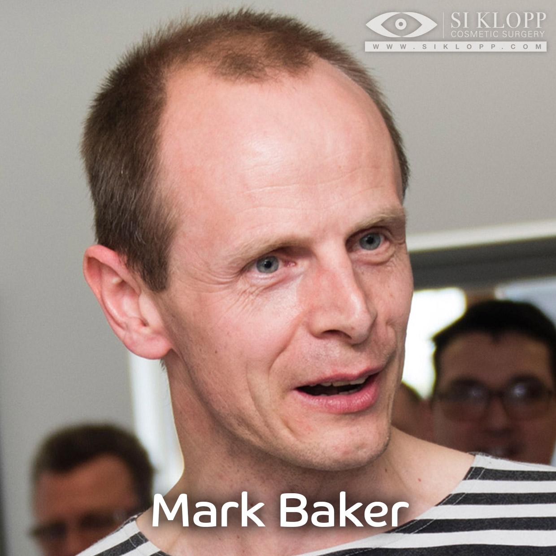 Mark Baker Graphic Designer